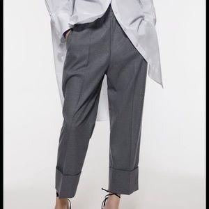 Zara Cuffed Pant